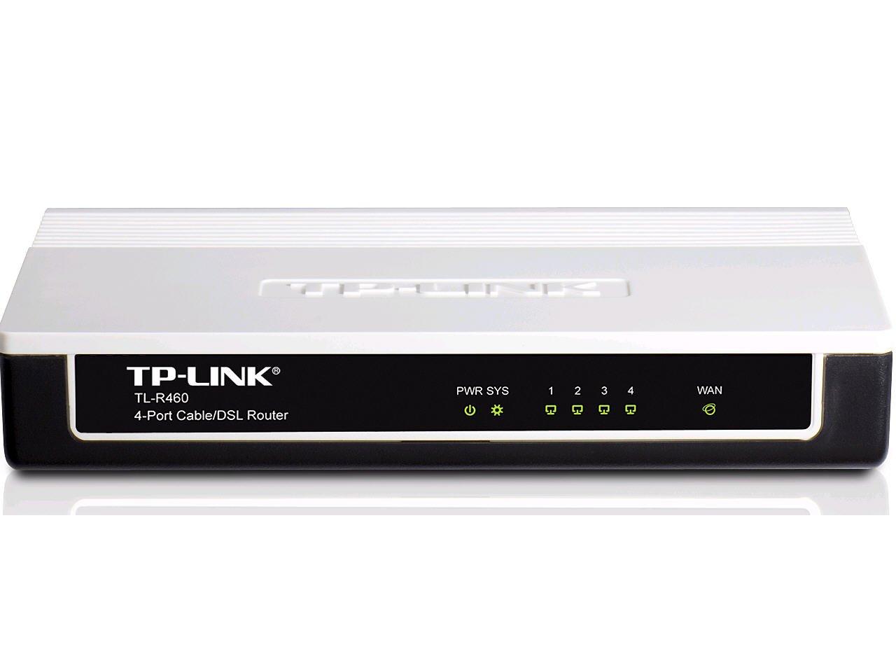 TP-Link TL-R460 v4 Router X64 Driver Download