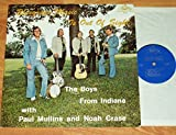 The Boys From Indiana - Bluegrass Music Is Out Of Sight - 12