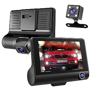 Genios ドライブレコーダー 車載カメラ