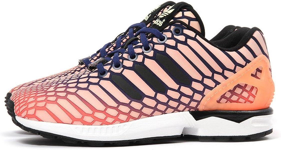 adidas Women's ZX Flux SungloWhite AQ8230 (Size: 9  zu verkaufen