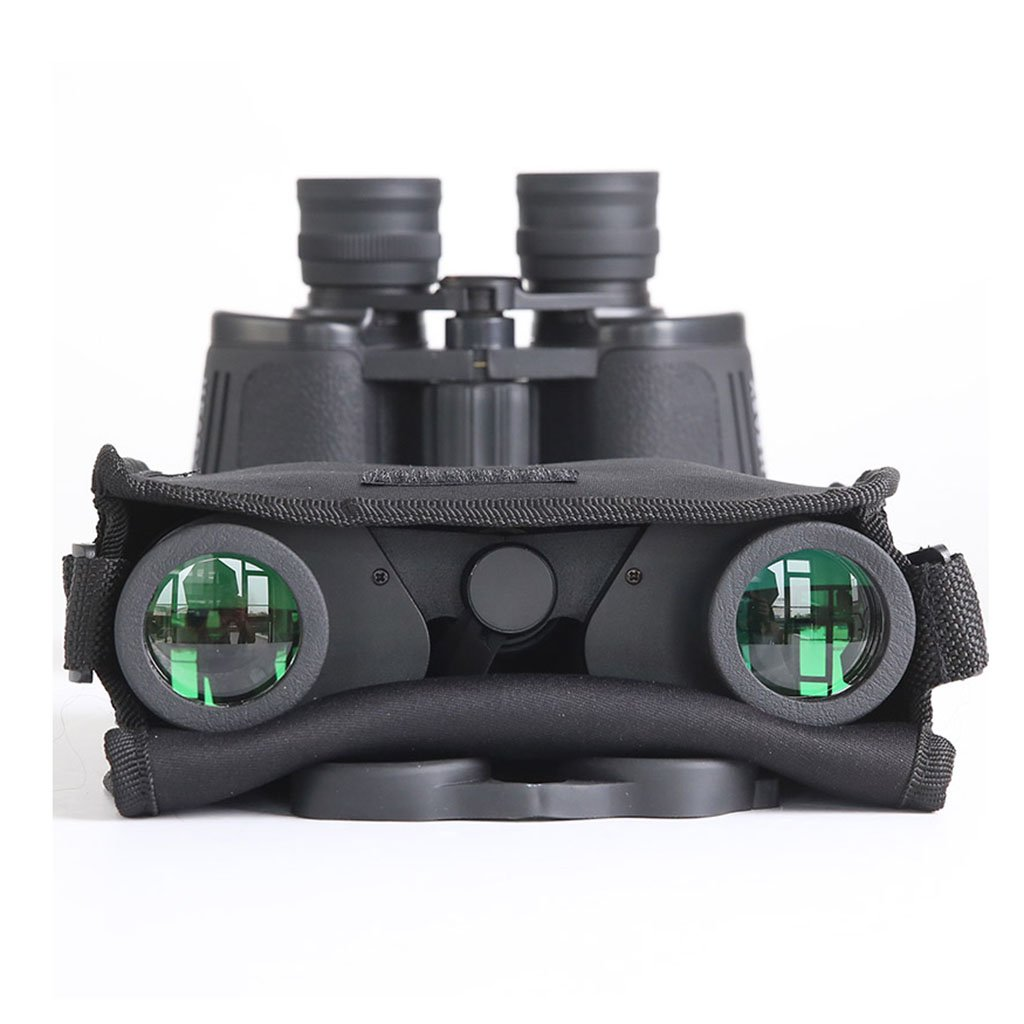 Telescope Night Vision Binoculars & Goggles Cell Phone Binoculars high Power Night Vision Binoculars Adult Children (Color : Black, Size : 15176cm) by Telescope