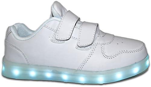Elara Kinder Led Schuhe Kinder Madchen Jungen Leuchtende Sneaker