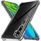 Capa Protetora Para Xiaomi Mi Note 10 e Note 10 Pro Tela De 6.47 Polegadas Capinha Case Transparente Air Anti Impacto Proteçã