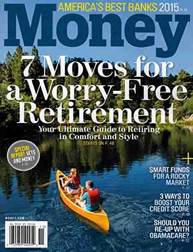 Money November 2015 7 Moves For A Worry-Free Retirement ebook