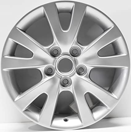 Mazda 3 Rims >> Amazon Com Mazda 3 2007 2008 2009 16 New Replacement Wheel Rim Tn