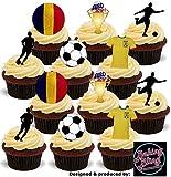 12 x Euro 2016 ROMANIA ROMANIAN Soccer P