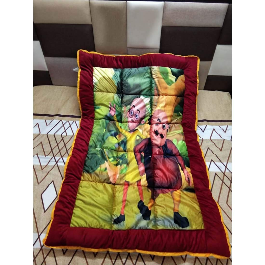 Indian Handicrafts Export Quilt for Small Babies