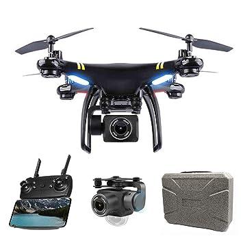 LHJCN Drones con Camara a Aterrizaje 1080P Oferta GPS Sigueme 8 ...