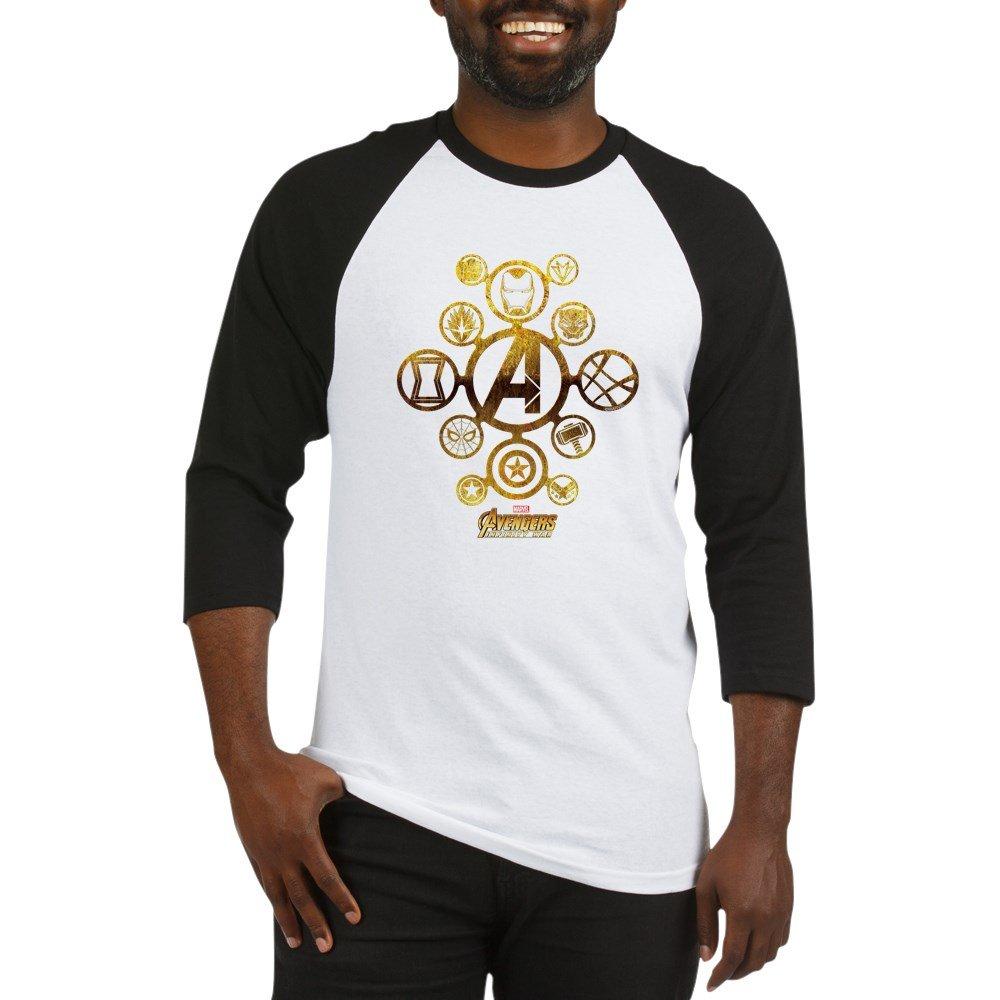 Infinity War Icons Baseball Shirt 8963