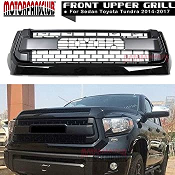 Amazon.com: MotorFansClub Grille Front Grill OEM SPEC for Toyota ...
