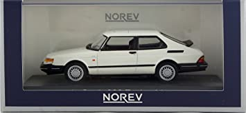 Norev 810032 – Saab 900 Turbo 16 – 1991 – Escala 1/43 – Color