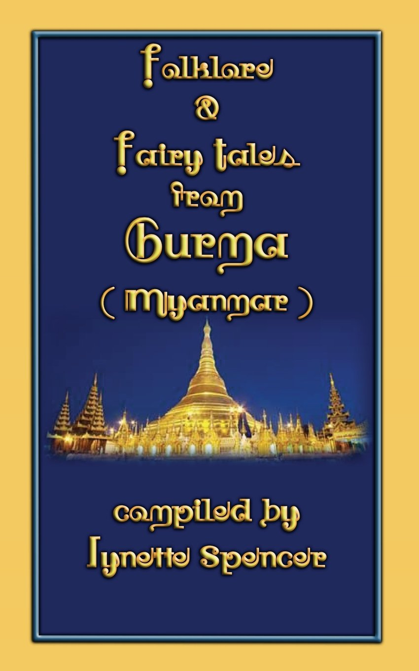 Download FOLKLORE and FAIRY TALES from BURMA pdf epub