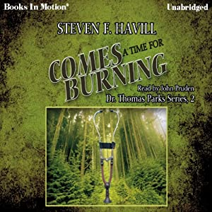 Comes a Time for Burning Audiobook