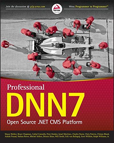 Download Professional DNN7: Open Source .NET CMS Platform Pdf