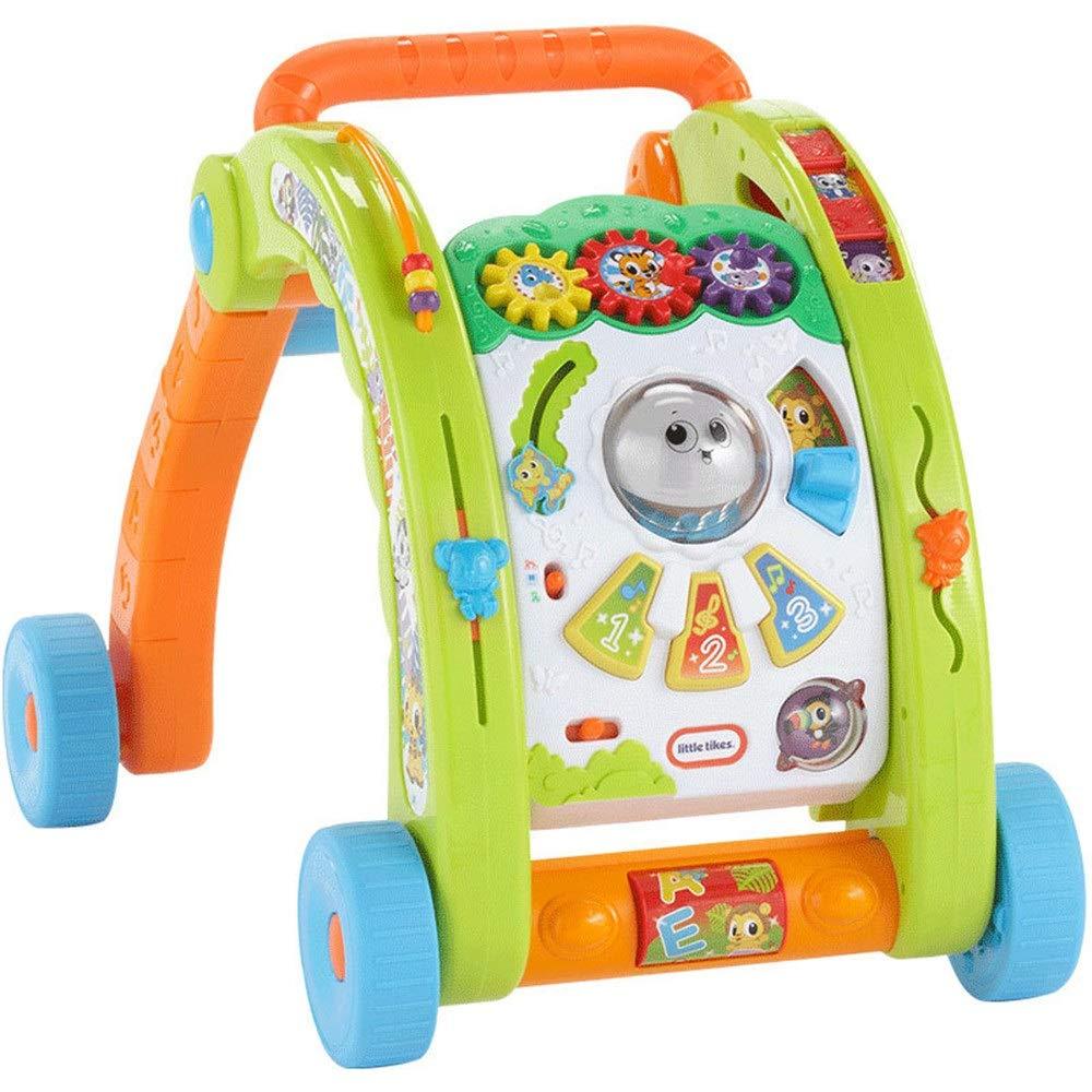 Andador Primeros Pasos Correpasillos para bebé 3 en 1 Walker ...