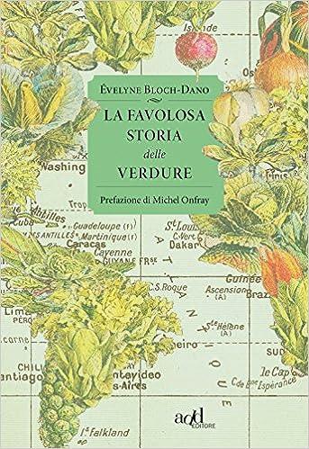 La favolosa storia delle verdure Book Cover