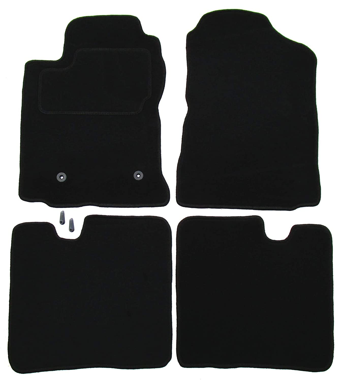 ab 2002 bis 2007 Automatten Gummi Fußmatten für Toyota Corolla E12 Bj