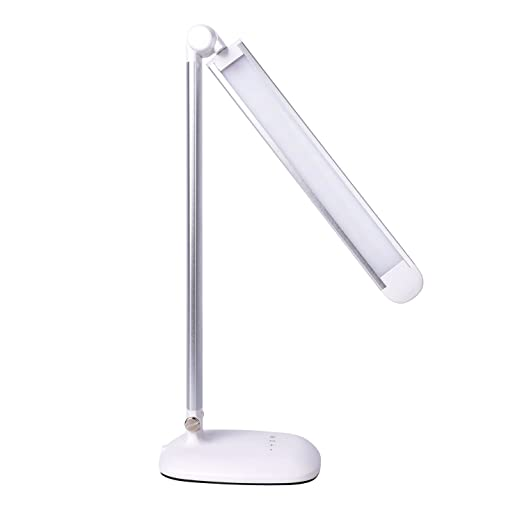 Wsfs Hot Sale Super 2 Dual Arm White Led Music Stand Light Lamp Lights & Lighting