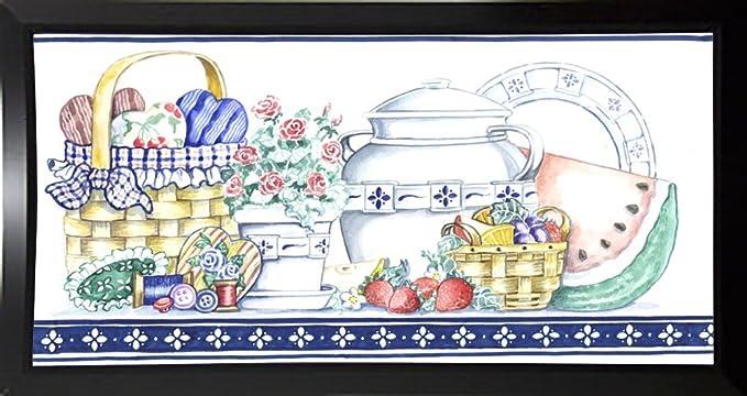 Review Frame USA Kitchen Border-SHERAS39636