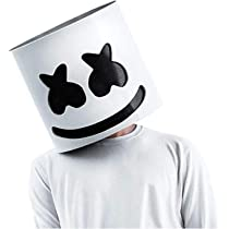 Amazon com: DJ Marshmello Mask Marshmello Helmet for Music