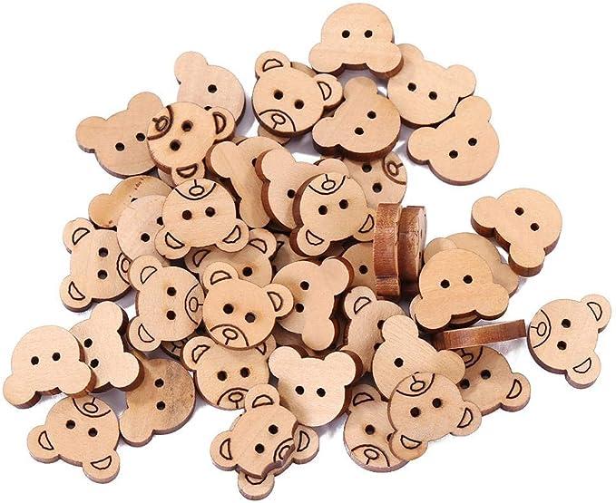 diverses tailles disponibles cardmaking Pieds bébé en bois ornements