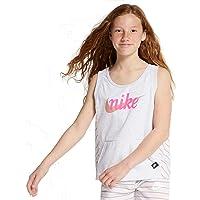 NIKE G NSW Tank FLC PE Camiseta Niñas