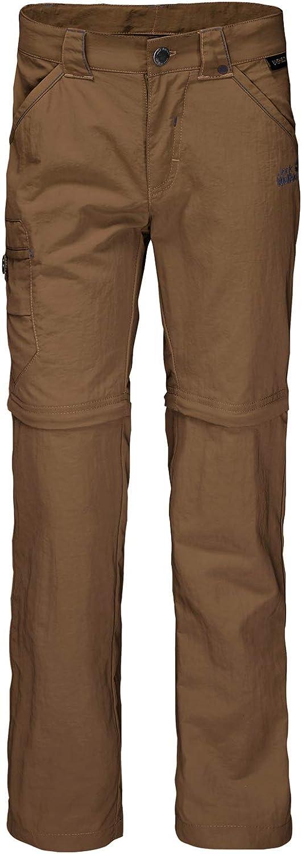 Bas Enfant Jack Wolfskin Safari Zip Off Pants K