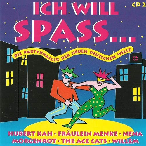 - Das macht Spass: Seltene NDW Party Hits (Compilation CD, 15 Tracks)
