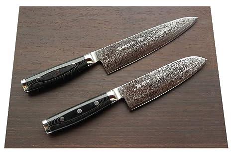 Compra Gou Yaxell 101 - Cuchillo de cocina + Cuchillos de ...