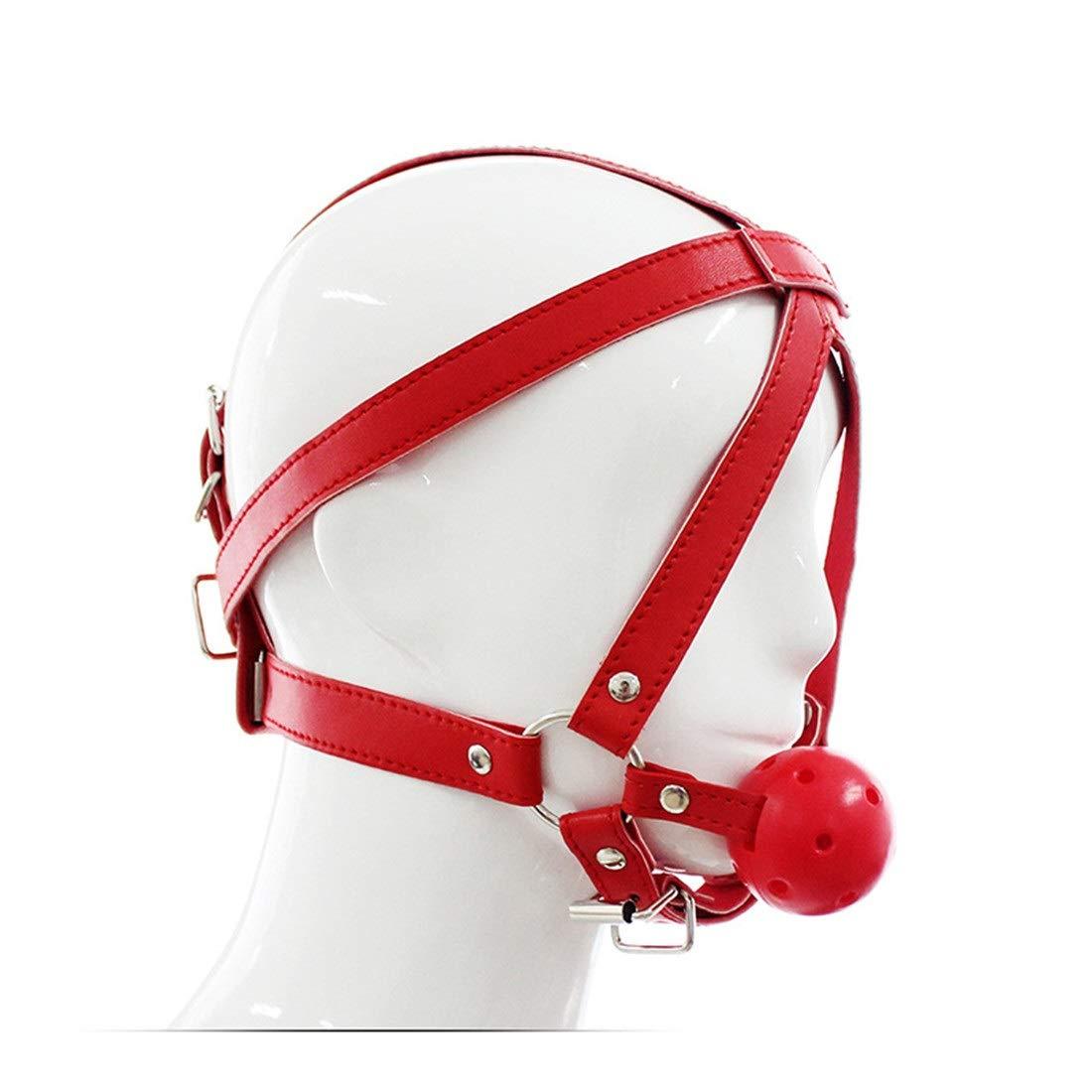 YFH Adulto Coquetear Restricción Tipo de arnés Sombrerete Tapones ...
