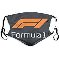 F1 Stofdicht Winddicht Gezichtsmasker Mondkapje Verstelbaar Stofmasker Met Filter Wasbare Doek Gezichtsbescherming Voor…
