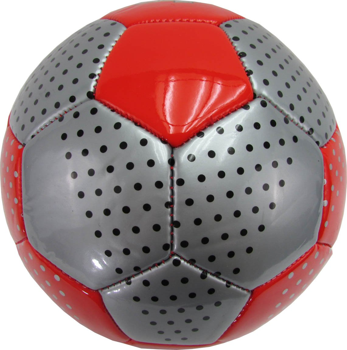 Amazon.com: Vizari Sonic Soccer Ball Size Red, 3: Sports ...