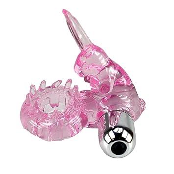 Cock jelly rabbit ring