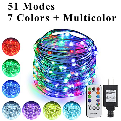 7 Color Led Christmas Lights