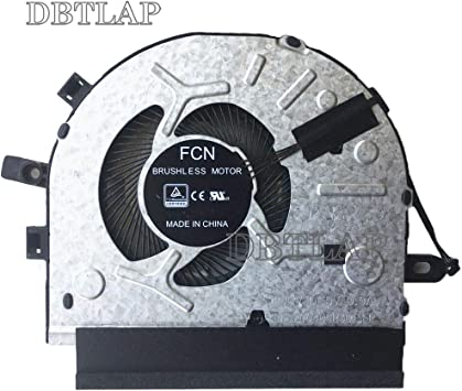 DBTLAP CPU Ventilador compatibles para Lenovo Chao 700-15 ...