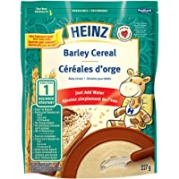 Heinz Barley Cereal, 227g (Pack of 6)