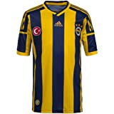 2012-2013 Fenerbahce Adidas Third Football Shirt