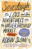 Book cover from Sourdough: or, Lois and Her Adventures in the Underground Market: A Novel by Robin Sloan