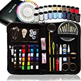 SEW SIMPLY #1 BEST CHOICE SEWING KIT ON AMAZON! Why choose the SEW SIMPLY brand? Because we think differently, we know what you really need!!  Here are the benefits       ★ #1 MOST EXPANSIVE KIT ON AMAZON! - We have made sure to includ...