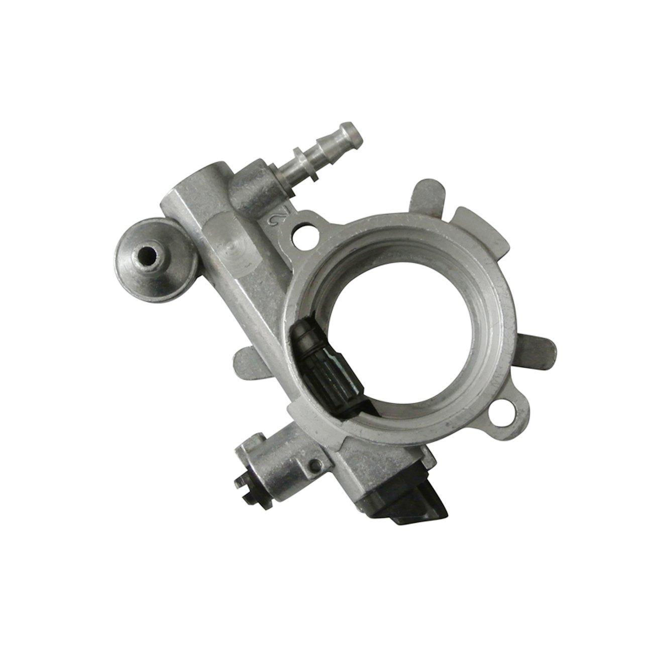 Ruichang Bomba de Aceite para motosierras Stihl 034 036 MS340 MS360 OEM 11256403201