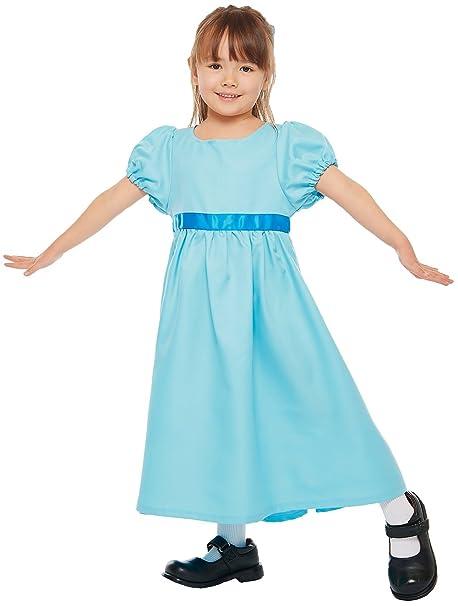 ディズニー ピーターパン ウェンディ キッズコスチューム 女の子 対応身長100cm,120cm