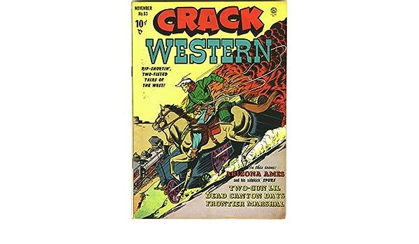 Crack Western #63 - Version 1 (English Edition) eBook ...