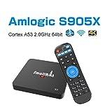 [Pure Version] SMALLRT X2 Android 6.0 TV BOX