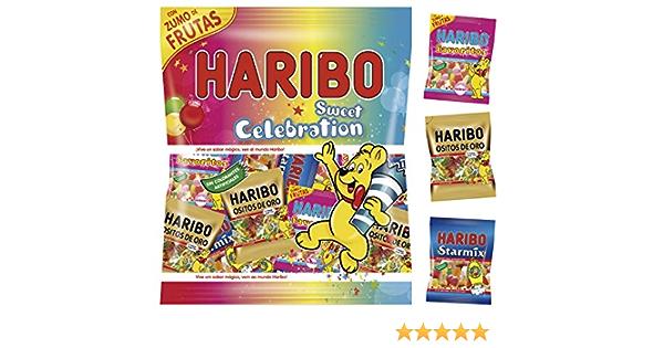 Haribo Sweet Celebration Surtido de Golosinas - 400 gr