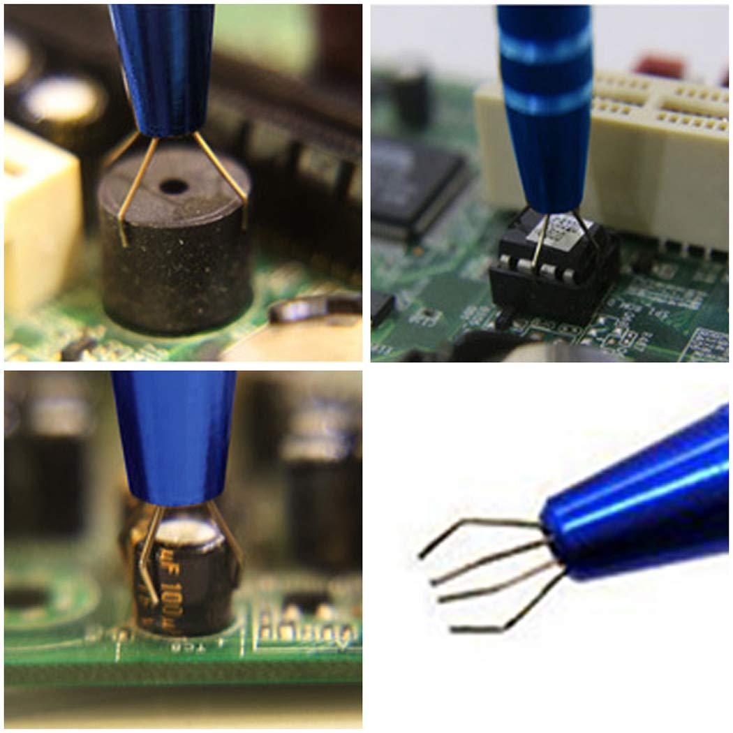 Fansport Chip Catcher Tragbarer Leichter Chip Grabber Metal Grabber
