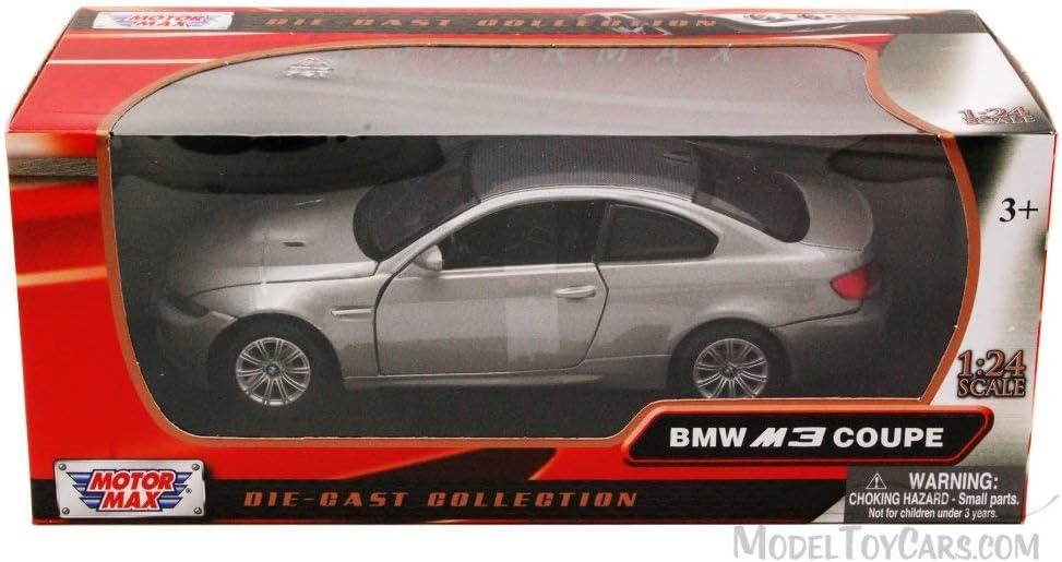 Richmond Toys 1:24 Bmw M3 Coupe Die Cast Collectors Model Car (Alpine White)