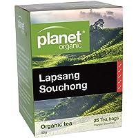 Planet Organic Lapsang Souchong 25 Tea Bags, 45 g