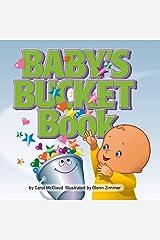 Baby's Bucket Book Board book