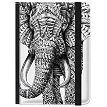"caseable - Funda para Kindle y Kindle Paperwhite, diseño ""Ornate Elephant"""