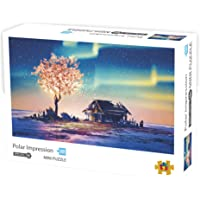 1000 Pieces Mini Adult Jigsaw Puzzles Interesting Intellectual Game Learning Education Decompression Entertainment Toys…
